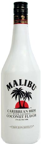 Malibu Rum Original With Coconut